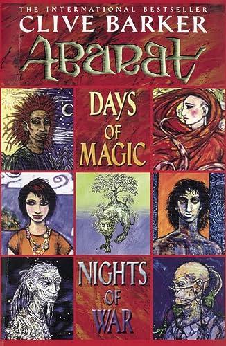 Abarat: Days of Magic, Nights of War (Bk.2): Clive Barker