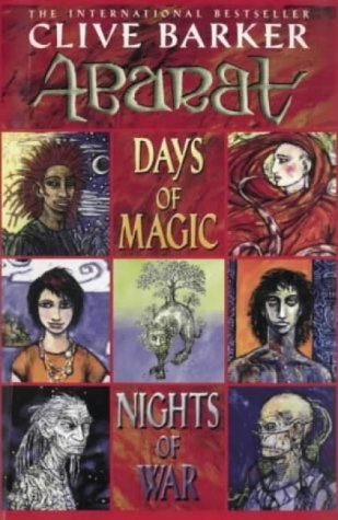 9780007100453: Abarat 2: Days of Magic, Nights of War