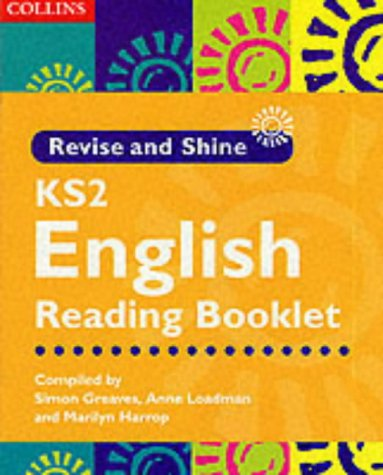 9780007100606: English Key Stage 2: Reading Booklet (Revise & Shine)