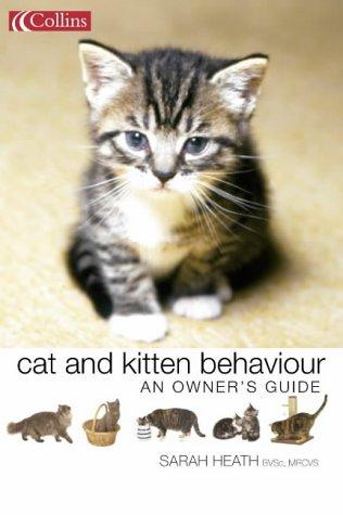 9780007100637: Collins Cat and Kitten Behaviour