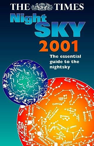 9780007100859: The Times Night Sky 2001