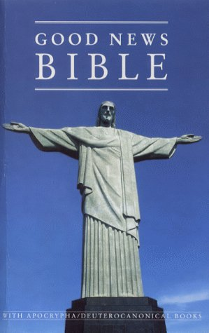 9780007101191: GNB Pop Ref Apocrypha: Good News Bible - Popular Reference Edition with Apocrypha (Bible Gnb)