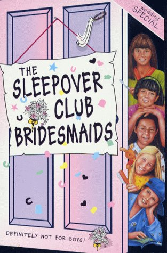 9780007101252: The Sleepover Club Bridesmaids: Wedding Special