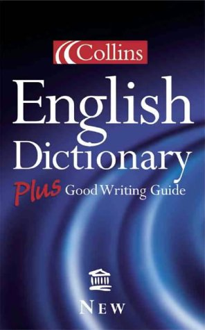 9780007101375: Collins English Dictionary Plus (Dictionary)