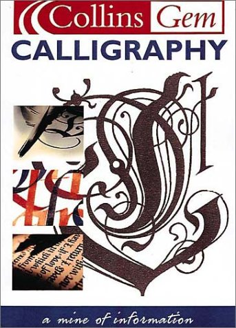 9780007101412: Collins Gem - Calligraphy