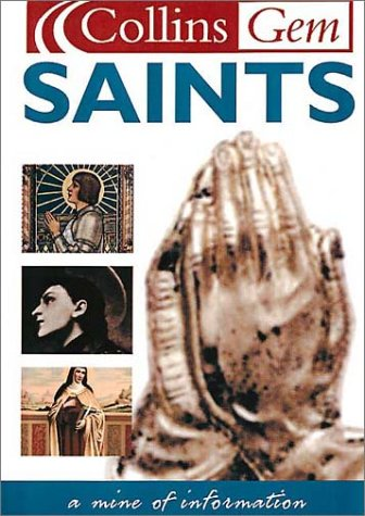 9780007101481: Saints (Collins GEM)