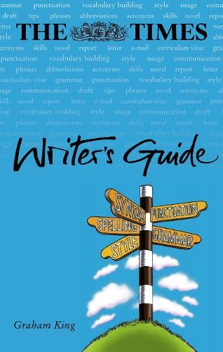 9780007101542: The Times Writer's Guide