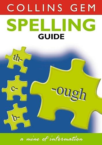 9780007102006: Spelling Guide (Collins GEM)