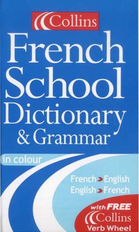 9780007102112: Collins French School Dictionary
