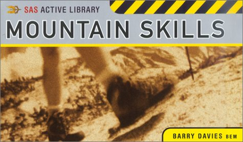 9780007102280: SAS (Survival Techniques) Active Library: Mountain Skills