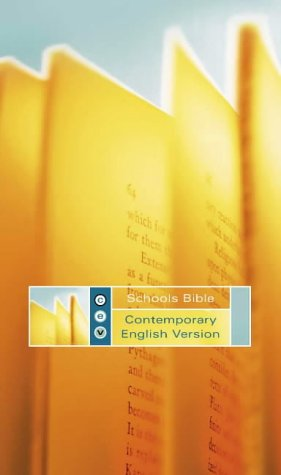 9780007103003: CEV Popular Schools Hardback Bible: Contemporary English Version - Popular Schools Edition (Bible Cev)
