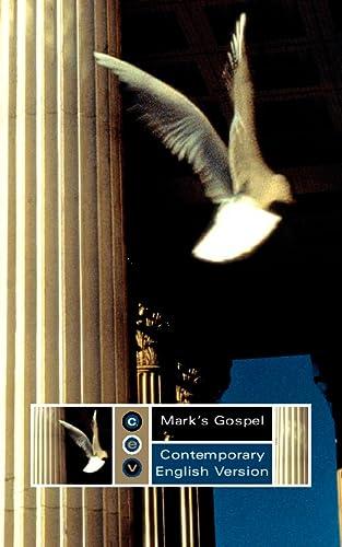 9780007103027: Mark's Gospel: Contemporary English Version (Bible Cev)