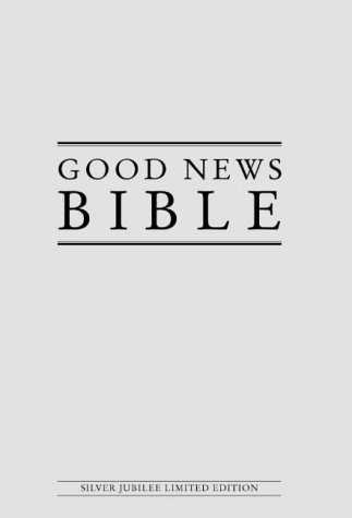 9780007103065: GNB Pop Ref Silver Jubilee Leather: Good News Bible - Popular Reference (Bible Gnb)