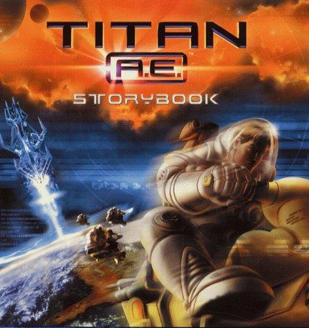9780007103140: Titan AE Picture Story Book: Film Tie-in