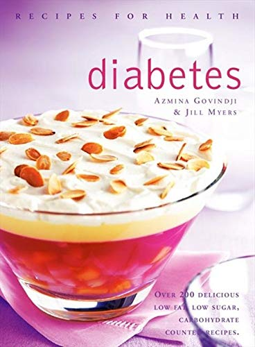 9780007103188: Diabetes (Recipes for Health): Low Fat, Low Sugar, Carbohydrate-counted Recipes for the Management of Diabetes