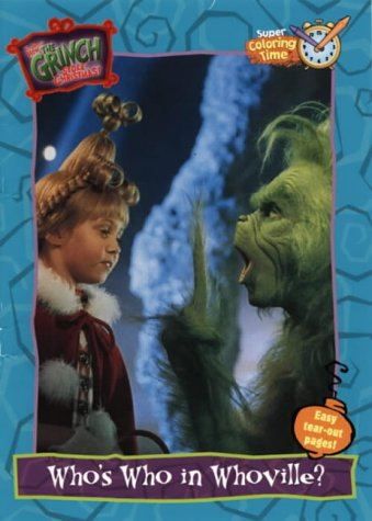 9780007103263: Who's Who In Whoville?