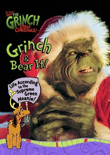 9780007103409: Dr. Seuss' How the Grinch Stole Christmas!(TM) - Grinch and Bear It