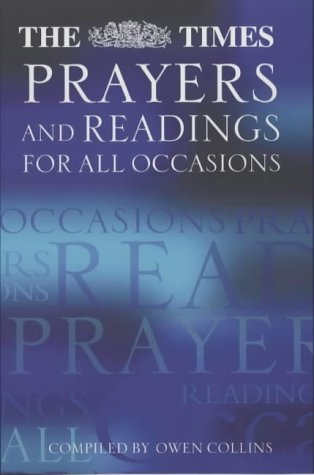 9780007103553: The Times Prayers and Readings for All Occasions