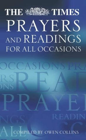 9780007103560: The Times Prayers and Readings for All Occasions