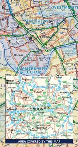 9780007103607: Map of London