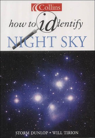 9780007103614: How to Identify the Night Sky