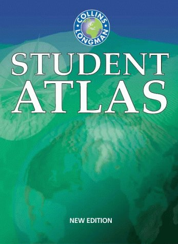 9780007103720: Collins Longman Student Atlas Cased N/E New Edition Cased (COLLINS - LONGMAN ATLASES)