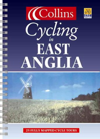 9780007103782: East Anglia (Cycling) (Cycling Guide Series)