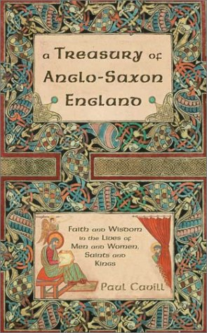 9780007104031: A Treasury of Anglo-Saxon England