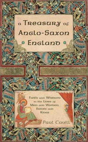 9780007104031: A Treasury of Anglo-Saxon England
