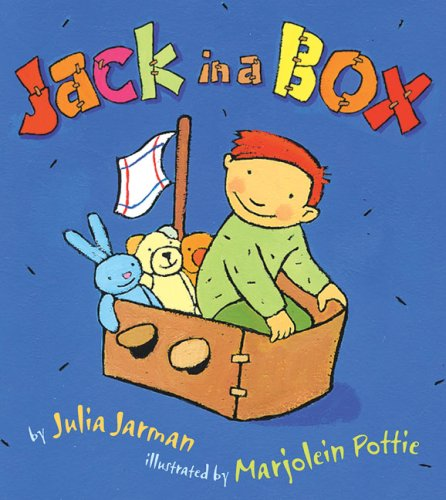 Jack In A Box: Jarman, Julia