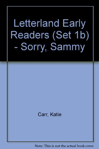 9780007104239: Sorry, Sammy: Set 1b (Letterland Early Readers)