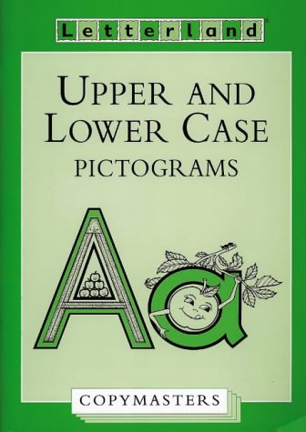 9780007104314: Letterland - Letterland Upper and Lower Case Pictogram Copymasters
