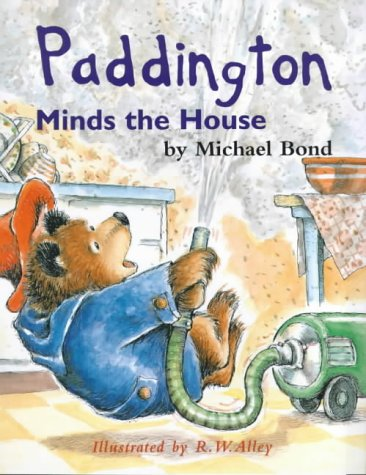 9780007104390: Paddington Minds the House (Paddington Library)