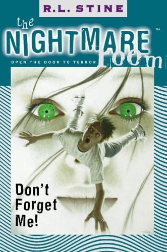 9780007104499: Don't Forget Me (Nightmare Room)
