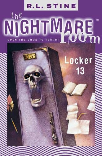 9780007104505: LOCKER 13 (NIGHTMARE ROOM)