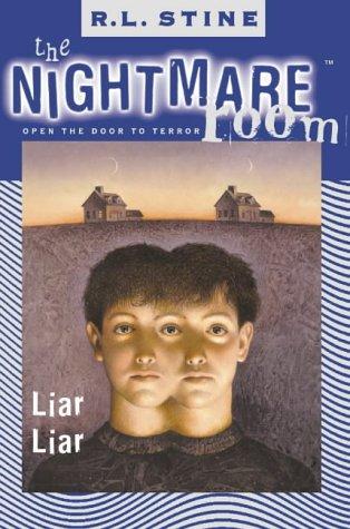 9780007104529: Liar Liar (The Nightmare Room)