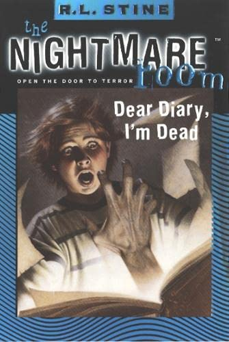 9780007104536: Dear Diary, I'm Dead (Nightmare Room)