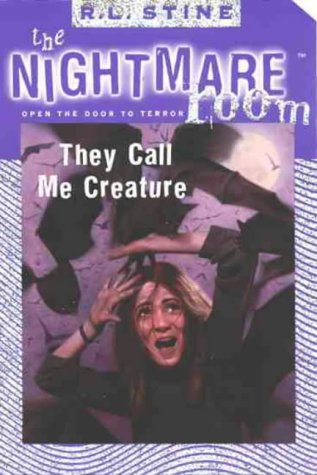 9780007104543: The Nightmare Room (6) - They Call Me Creature