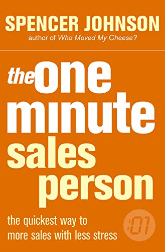 9780007104840: One Minute Manager Salesperson (The One Minute Manager)