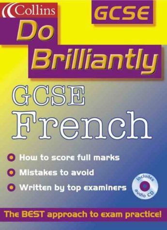 9780007104871: Do Brilliantly At - GCSE French
