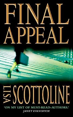 9780007104895: Final Appeal