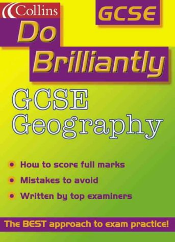 9780007104932: Do Brilliantly At - GCSE Geography