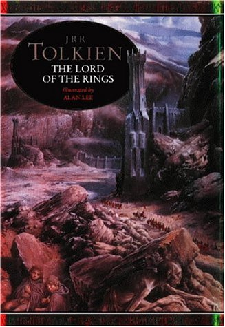 9780007105021: The Lord of the Rings / The Hobbit: Boxed Set: AND The Hobbit