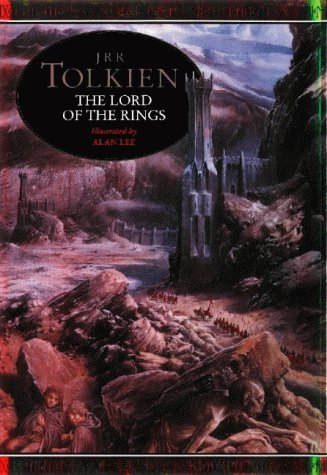 9780007105021: The Lord of the Rings / The Hobbit (illustrated hardback)