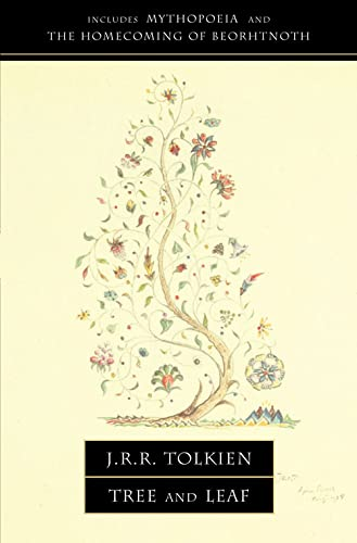 9780007105045: Tree and Leaf: Including MYTHOPOEIA