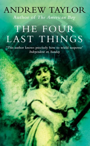 9780007105113: The Four Last Things: The Roth Trilogy Book 1