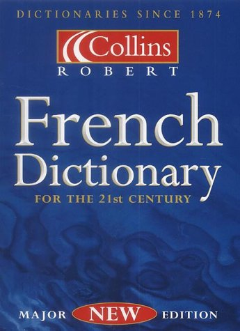 9780007105267: Collins-Robert French Dictionary