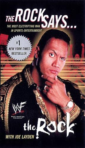 9780007105571: The Rock Says...