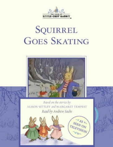 9780007105625: Squirrel Goes Skating (Book & Tape)