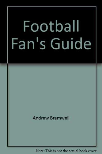 9780007105878: Football Fan's Guide